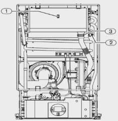 Condensing Heat Exchanger on Bosch Tankless