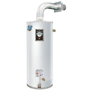 storage tank type water heater