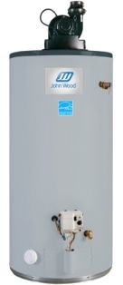 John Wood Power Vent water heater