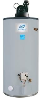 John Wood Power Vent water heater