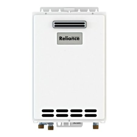 reliance tankless water heater