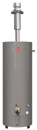 Rheem Direct Vent Water Heaters