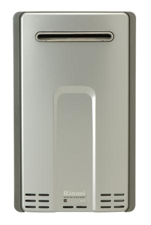 Rinnai rl94 review rinnai tankless water heaters - Exterior hot water heater enclosure ...