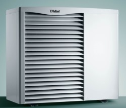 Vaillant arotherm heat pump