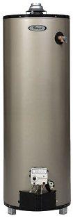 whirlpool standard gas water heater