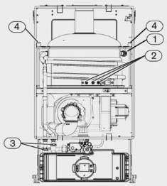 Bosch Copper Heat Exchanger