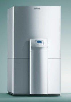 Vaillant geoTHERM heat pump