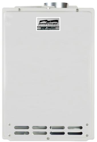 American tankless water heater