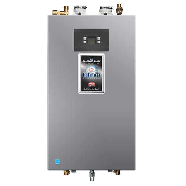 Bradford White tankless water heater