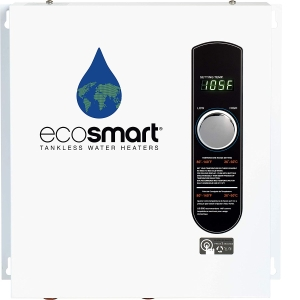 EcoSmart electric water heater