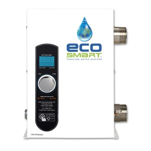 Ecosmart pool and spa heater