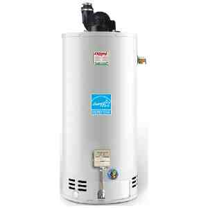 Giant gas water heater