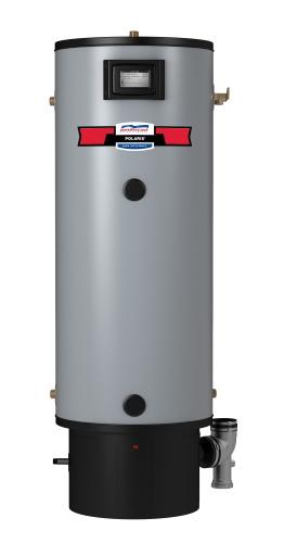 American Polaris high-efficiency water heater