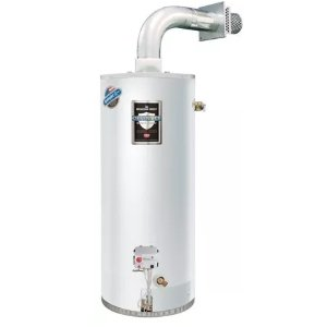 Bradford White gas water heater
