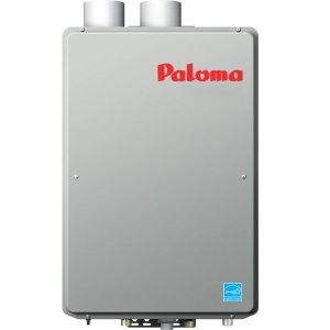 Paloma condensing water heater PHH-32