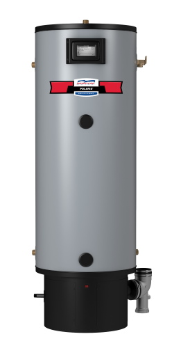 American Polaris high-efficiency water heater