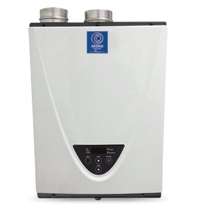 State condensing tankless
