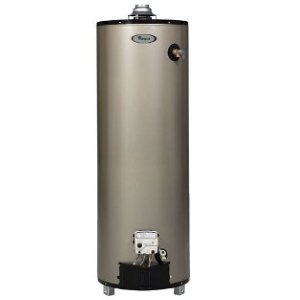 Whirlpool gas water heater